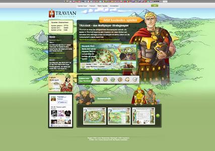 Travian Screenshot 0