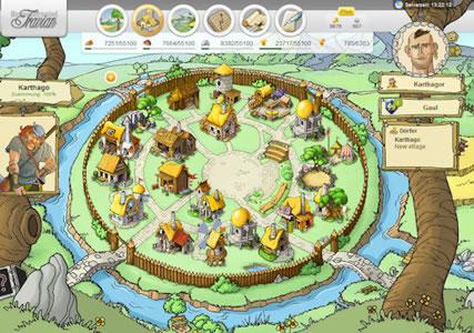 Travian Games Spiele