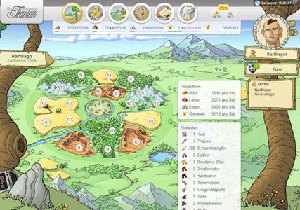 Travian Screenshot 2