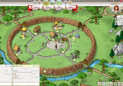 Travian Kingdoms Screenshot 1