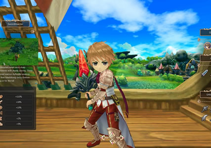 Twin Saga Screenshot 2