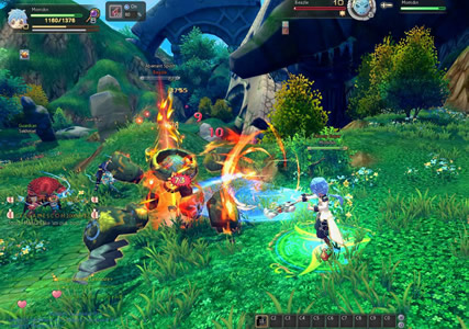 Twin Saga Screenshot 3