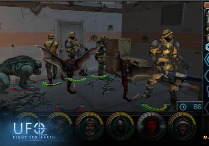 Ufo Online Screenshot 1