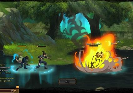 Ultimate Naruto Screenshot 3