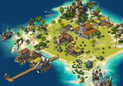Ultimate Pirates Screenshot 1