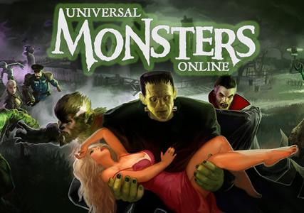 Universal Monsters Online Screenshot 0