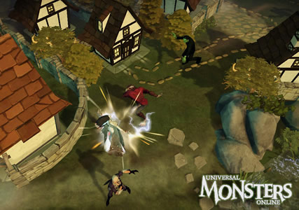Universal Monsters Online Screenshot 1