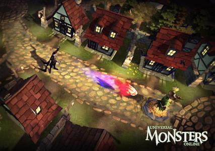 Universal Monsters Online Screenshot 2
