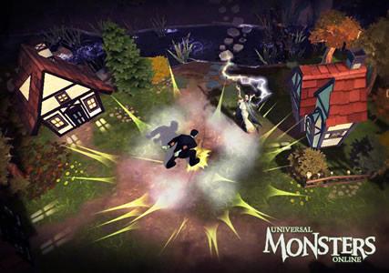 Universal Monsters Online Screenshot 3