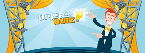 Upjers Quiz teaser