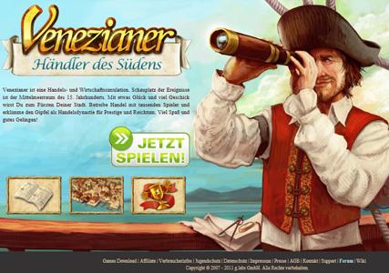 Venezianer Screenshot 0