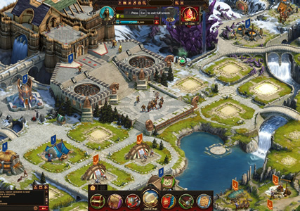 Vikings: War of Clans Screenshot 1