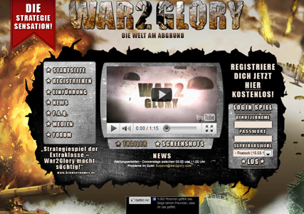 War 2 Glory Screenshot 0