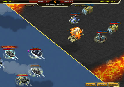 Warfare Screenshot 1