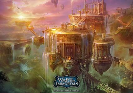 War of the Immortals Screenshot 1