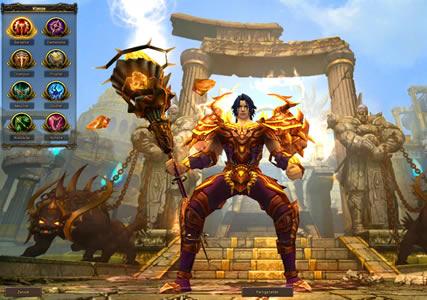 War of the Immortals Screenshot 2