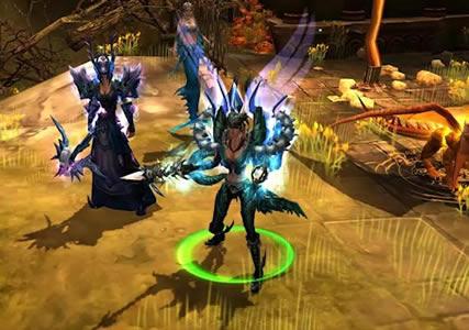War of the Immortals Screenshot 3