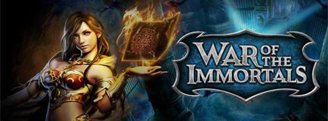 War of the Immortals teaser