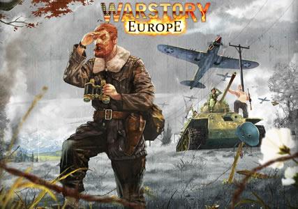 Warstory Europe Screenshot 0