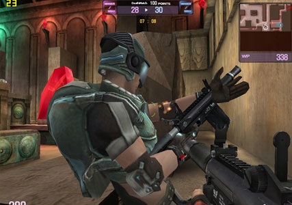 Wolf Team Screenshot 1