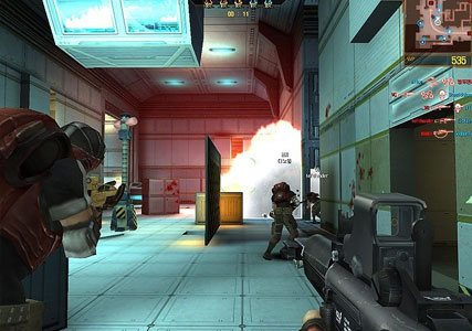 Wolf Team Screenshot 2