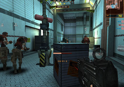 Wolf Team Screenshot 3