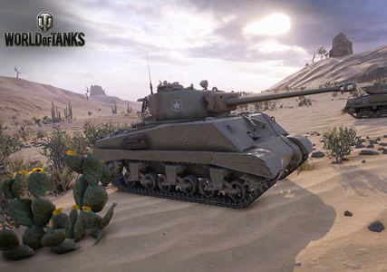 World of Tanks Screenshot 0