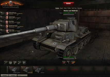 World of Tanks Screenshot 3