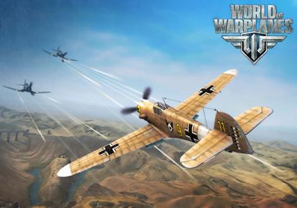 World of Warplanes Screenshot 0