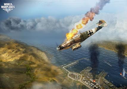 World of Warplanes Screenshot 1