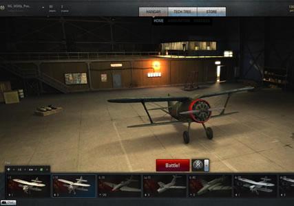World of Warplanes Screenshot 2