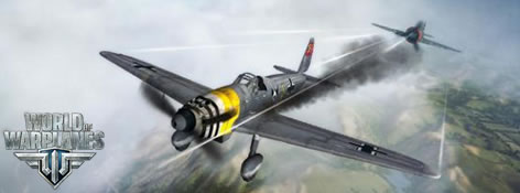 World of Warplanes teaser
