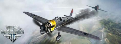 World of Warplanes teaser