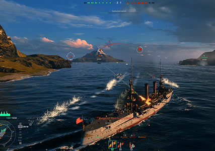 World of Warships Screenshot 2