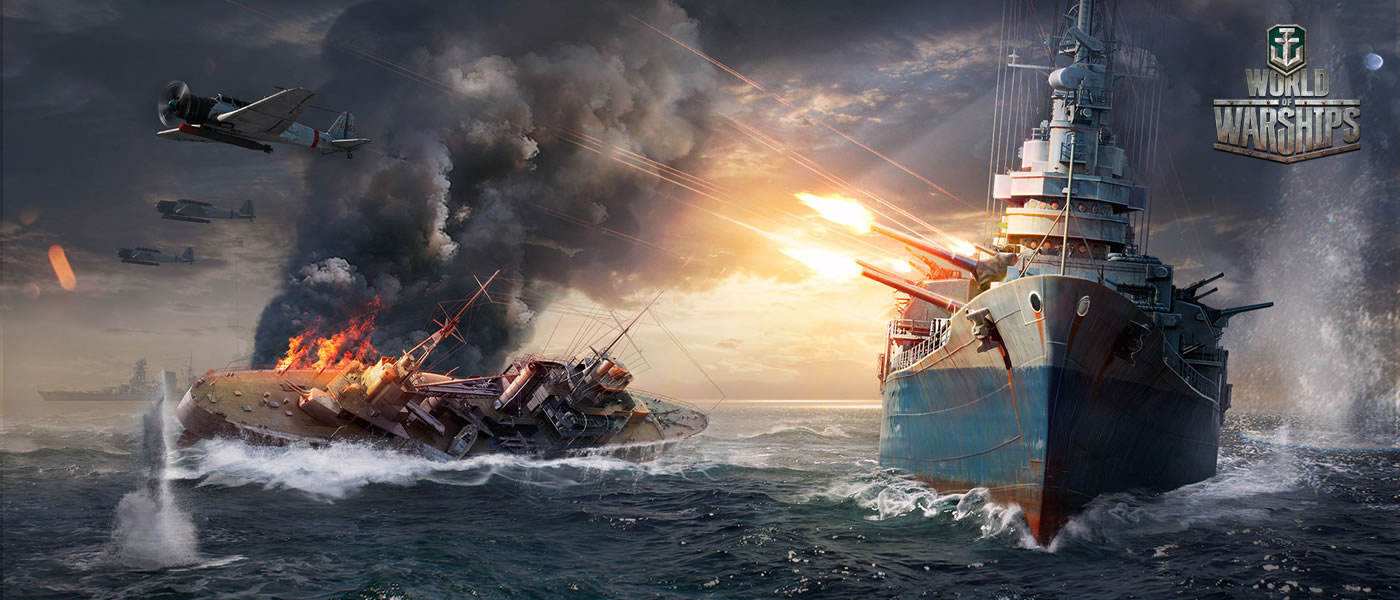 World of Warships gallery