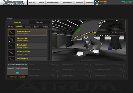 Xatrium Screenshot 0