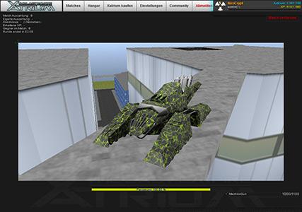Xatrium Screenshot 2