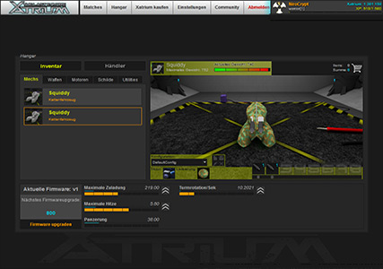Xatrium Screenshot 3