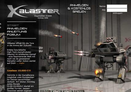 XBlaster Screenshot 0