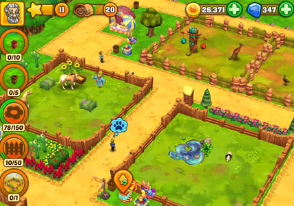 Zoo 2: Animal Park Screenshot 2